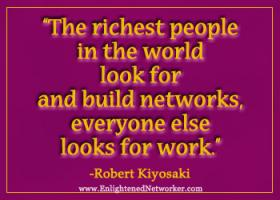 Networking quote