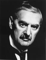 Neville Chamberlain's quote