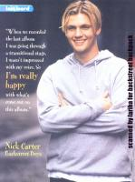 Nick Carter's quote