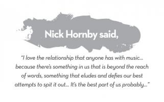 Nick Hornby's quote #3