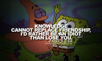 Nickelodeon quote #2