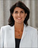 Nikki Haley profile photo