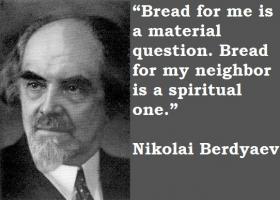 Nikolai Berdyaev's quote