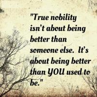 Nobility quote #3