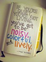 Noisy quote #2