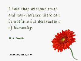 Nonviolence quote #2
