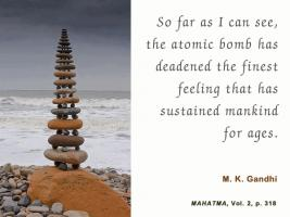 Nuclear Bomb quote #2