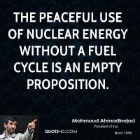 Nuclear Energy quote #2