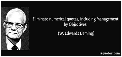 Objectives quote #1