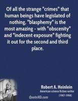 Obscenity quote #1