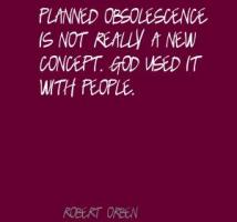 Obsolescence quote #2
