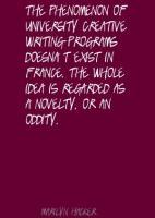 Oddity quote #2