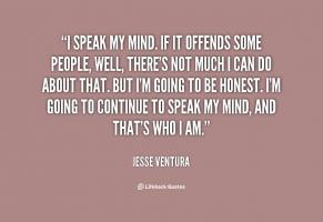 Offends quote #1