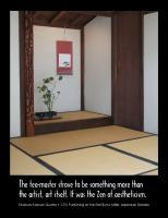 Okakura Kakuzo's quote