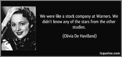 Olivia De Havilland's quote #2