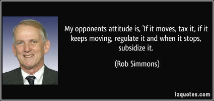 Opponents quote #2