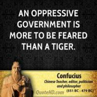 Oppressive quote #2