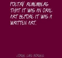 Oral quote #1