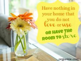 Organizing quote #2