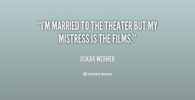 Oskar Werner's quote #5