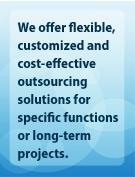 Outsourcing quote #2
