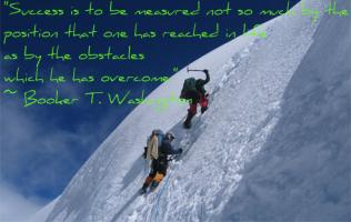 Overcoming Obstacles quote #1