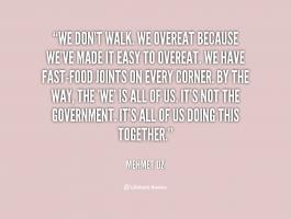 Overeat quote #2