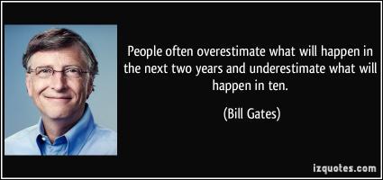 Overestimate quote #2