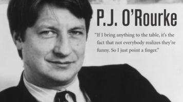 P. J. O'Rourke's quote
