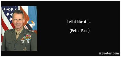 Pace quote #6