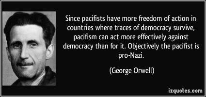 Pacifist quote #2