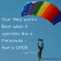 Parachutes quote #2