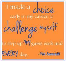 Pat Summitt's quote