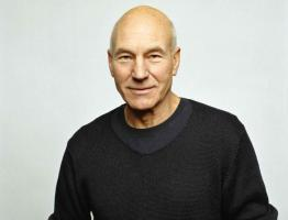 Patrick Stewart profile photo