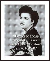 Patsy Cline's quote