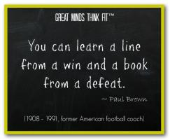 Paul Brown's quote