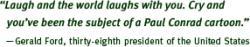 Paul Conrad's quote
