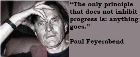 Paul Feyerabend's quote #1