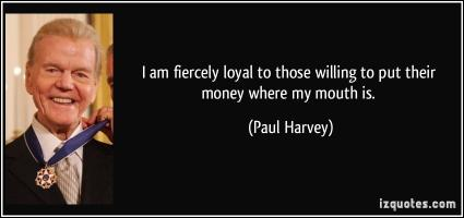 Paul Harvey's quote #6