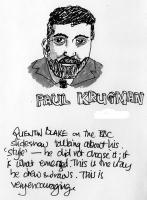 Paul Krugman's quote