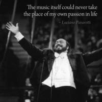 Pavarotti quote #1