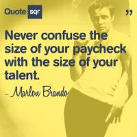 Paycheck quote #6