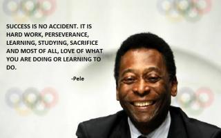 Pele quote #1
