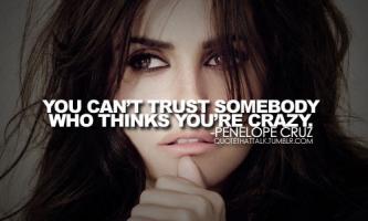 Penelope Cruz's quote