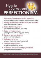 Perfectionist quote #2