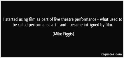 Performance Art quote #2