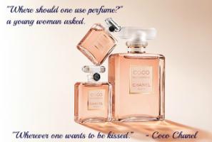 Perfumes quote #1
