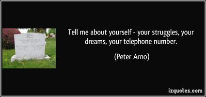 Peter Arno's quote