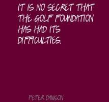 Peter Dawson's quote #2