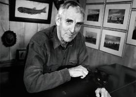 Peter Matthiessen profile photo